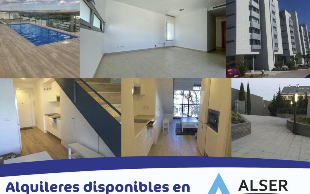 Estupendos alquileres disponibles en la zona norte de Madrid