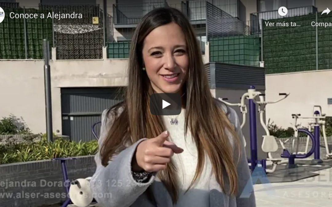 Conoce a Alejandra